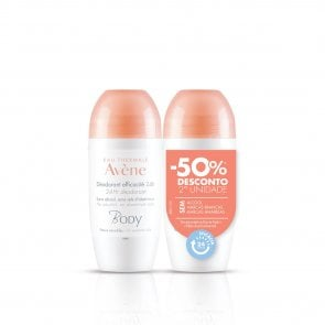 PROMOTIONAL PACK: Avène Body 24 Hour Deodorant 50ml x2