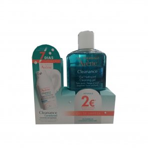 PACK PROMOCIONAL: Avène Cleanance Comedomed Concentrate 30ml + Cleanser Gel 200ml