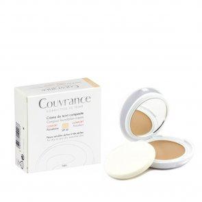 Avène Couvrance Compact Comfort Cream Foundation 1.0 Porcelain 10g