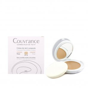 Avène Couvrance Compact Comfort Cream Foundation 2.5 Beige 10g