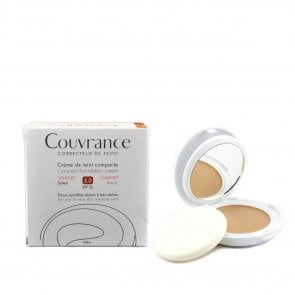 Avène Couvrance Compact Comfort Cream Foundation 5.0 Tan 10g