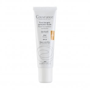Avène Couvrance Fluid Foundation Corrector 4.0 Honey 30ml
