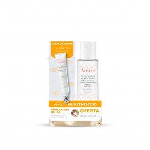 PACK PROMOCIONAL: Avène Dermabsolu Youth Eye Cream 15ml + Micellar Lotion 100ml