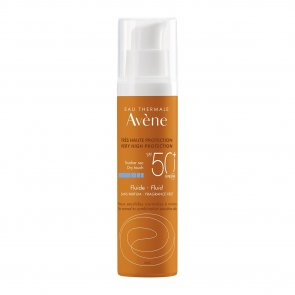 Avène Sun High Protection Fluid Fragrance-Free SPF50+ 50ml
