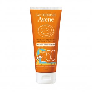Avène Sun Very High Protection Lotion for Children SPF50+ 100ml