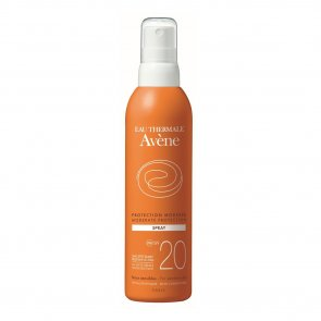 Avène Solar Spray Peles Sensíveis FPS20 200ml