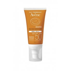Avène Sun Very High Protection Cream Fragrance-Free SPF50+ 50ml