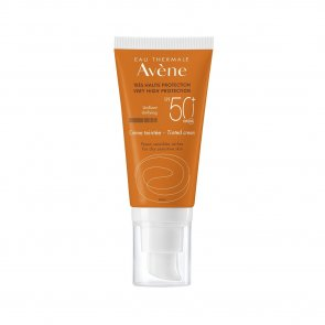 Avène Sun Very High Protection Tinted Cream SPF50+ 50ml