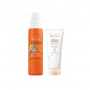 PACK PROMOCIONAL: Avène Sun Spray for Children SPF50+ 200ml + TriXera Lotion 100ml