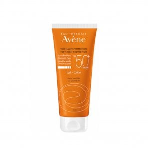 Avène Sun Very High Protection Lotion Sensitive Skin SPF50+ 100ml