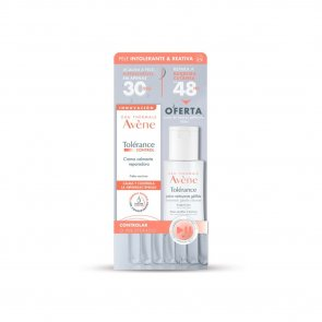 PACK PROMOCIONAL: Avène Tolérance Control Recovery Cream 40ml + Gentle Cleanser 100ml