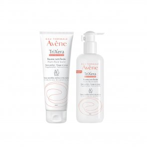 PACK PROMOCIONAL: Avène TriXera Nutrition Nutri-Fluid Balm Face&Body 400+200ml