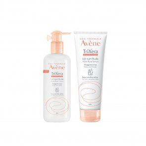 PACK PROMOCIONAL: Avène TriXera Nutrition Nutri-Fluid Lotion 400+200ml
