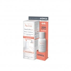PROMOTIONAL PACK: Avène XeraCalm A.D Lipid-Replenishing Balm 200ml + Cleansing Oil 100ml