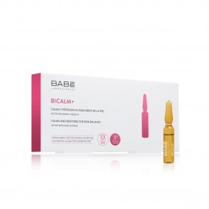 Babé Bicalm+ Soothing & Repairing Ampoules x10