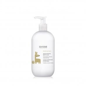 Babé Pediatric Moisturizing Body Milk 500ml