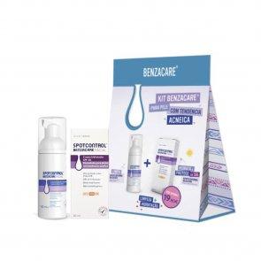PACK PROMOCIONAL: Benzacare Spotcontrol Skin Care Kit