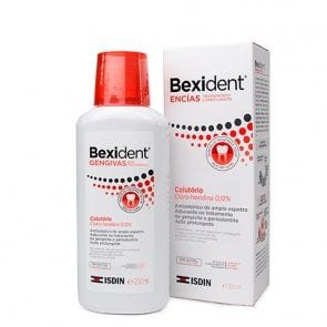 ISDIN Bexident Gums Treatment Mouthwash 250ml