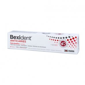 ISDIN Bexident Anticavity Toothpaste 125ml