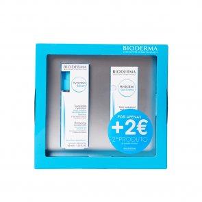 PROMOTIONAL PACK: Bioderma Hydrabio Sérum 40ml + Bioderma Hydrabio Gel-Cream Light 40ml