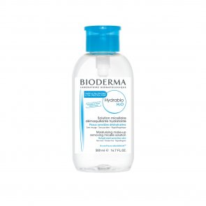 Bioderma Hydrabio H2O Moisturising Micelle Solution w/ Pump 500ml