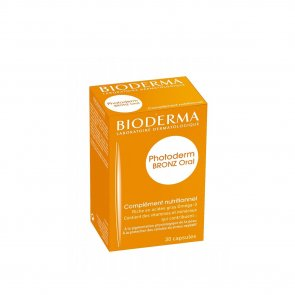 Bioderma Photoderm Bronz Oral Nutritional Supplement x30