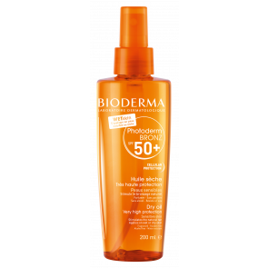 Bioderma Photoderm Bronz FPS50+ Óleo Seco Promotor do Bronzeado 200ml