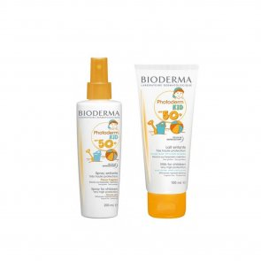 PROMOTIONAL PACK: Bioderma Photoderm Kid Spray 200ml + Milk 100ml