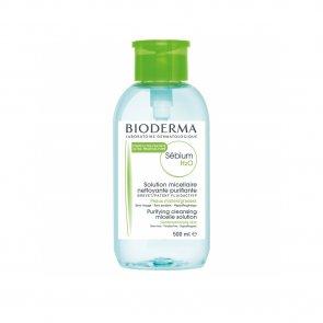 Bioderma Sebium H2O Purifying Cleansing Micelle Solution w/ Pump 500ml