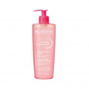 Bioderma Sensibio Mild Cleansing Foaming Gel Sensitive Skin 500ml