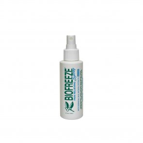 Biofreeze Pain Relief Spray Cryotherapy 118ml