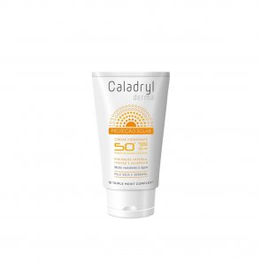 Caladryl Derma Sun Protection Moisturizing Cream SPF50+ 50ml