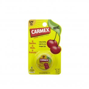 Carmex Cherry Flavored Lip Balm SPF15 7.5g
