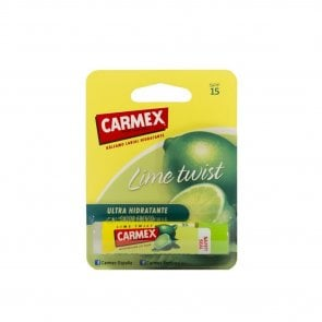Carmex Moisturizing Lip Balm Lime Twist SPF15 4.25g