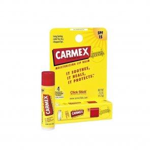Carmex Original Formula Moisturizing Lip Balm SPF15 4.25g