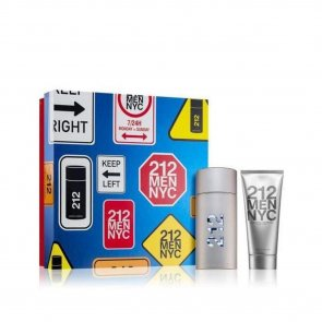 GIFT SET: Carolina Herrera 212 NYC Men Coffret