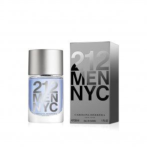 Carolina Herrera 212 NYC Men Eau de Toilette 30ml