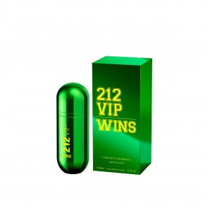 LIMITED EDITION: Carolina Herrera 212 VIP Wins Eau de Parfum 80ml