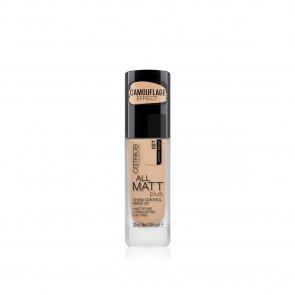 Catrice All Matt Plus Shine Control Make Up 027 Amber Beige 30ml