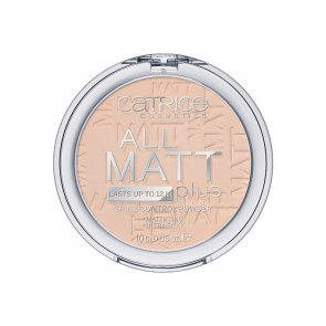 Catrice All Matt Plus Shine Control Powder 010 Transparent 10g