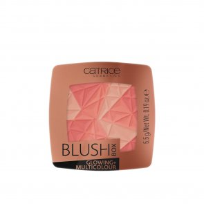 Catrice Blush Box Glowing + Multicolour 010 Dolce Vita 5.5g
