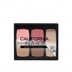 Catrice California In A Box Bronzer & Blush Palette 010 15g