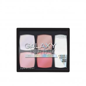 Catrice Galaxy In A Box Holographic Glow Palette 010 15g