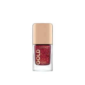 Catrice Gold Effect Nail Polish 01 Attracting Pomp 10.5ml
