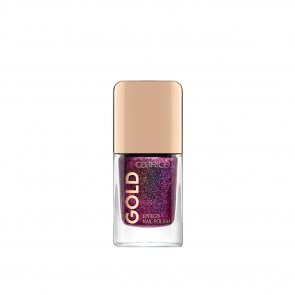 Catrice Gold Effect Nail Polish 07 Lustrous Seduction 10.5ml