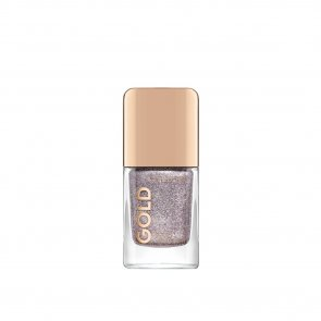 Catrice Gold Effect Nail Polish 08 Noble Poshness 10.5ml