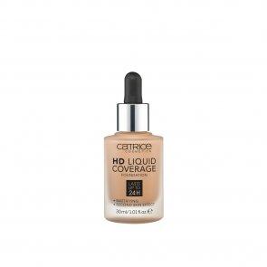 Catrice HD Liquid Coverage Foundation 036 Hazelnut Beige 30ml