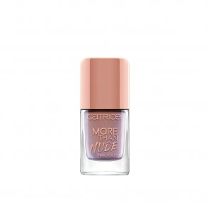 Catrice More Than Nude Nail Polish 09 Brownie Not Blondie! 10.5ml