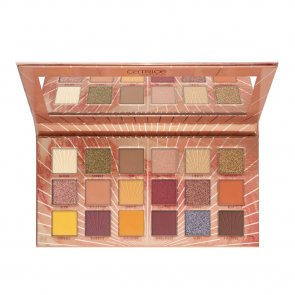 LIMITED EDITION: Catrice Tansation Reach Up For The Sunrise 18 Colour Eyeshadow Palette