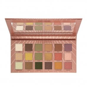 LIMITED EDITION: Catrice Tansation Sunshine Heat Me Up 18 Colour Eyeshadow Palette